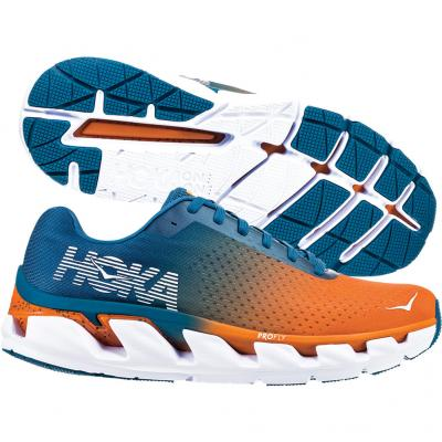 Hoka One One - Elevon - blau/orange