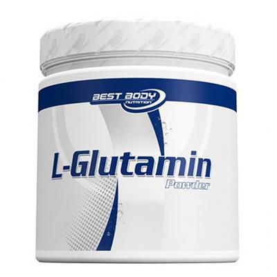 Best Body Nutrition - L-Glutamin Pulver