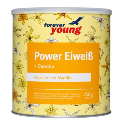 Forever Young - Power Eiweiß 750g