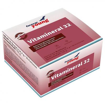 Forever Young - Vitamineral 32 (60 Sachets)