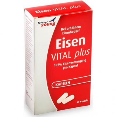 Forever Young - Eisen Vital Plus