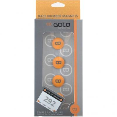 Gato Sports - Race Number Magnets