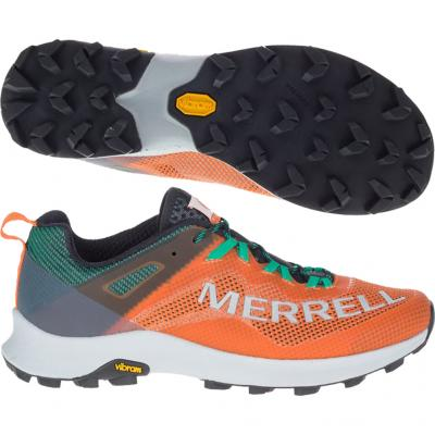 Merrell - MTL Long Sky, Herren - orange/weiß/grau