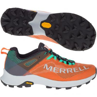 Merrell - MTL Long Sky, Damen - orange/weiß/grau