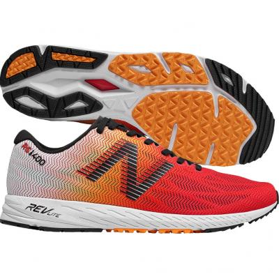 New Balance - 1400 V6, Herren - orange