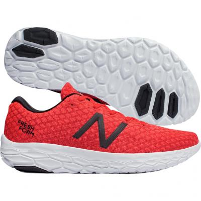 New Balance - Beacon V1, Herren - rot/weiss