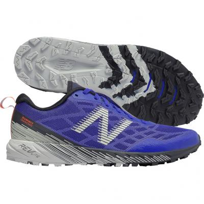 New Balance - Summit Unknown, Herren - blau/schwarz/grau