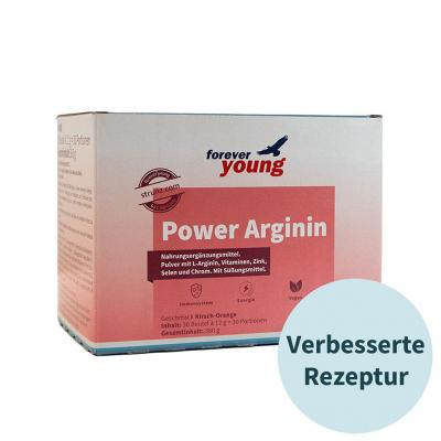 Forever Young - Power Arginin (30 Sachets)