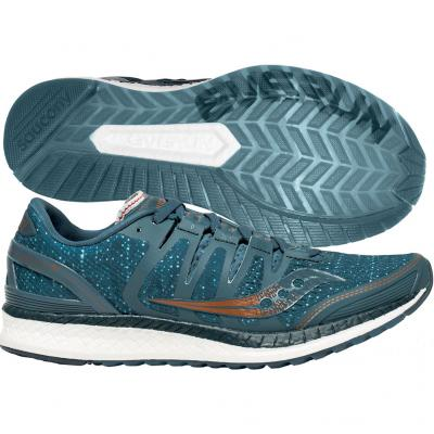 Saucony - Liberty ISO, Damen - blau/denim
