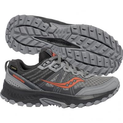 Saucony - Excursion TR14 GTX, Damen - grau/rosa