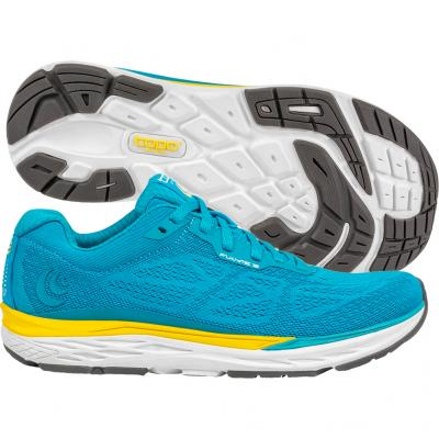 Topo Athletic - Fli-Lyte 3, Damen - aqua/gelb