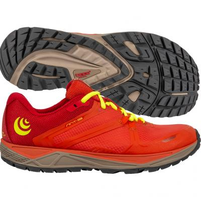 Topo Athletic - MT-3, Damen - orange/gelb