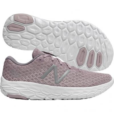 New Balance - Beacon V1, Damen - rosa/weiss