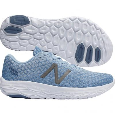 New Balance - Fresh Foam Beacon, Damen - lila/grau