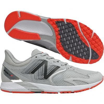 New Balance - Hanzo R V3, Damen - grau/weiß/orange