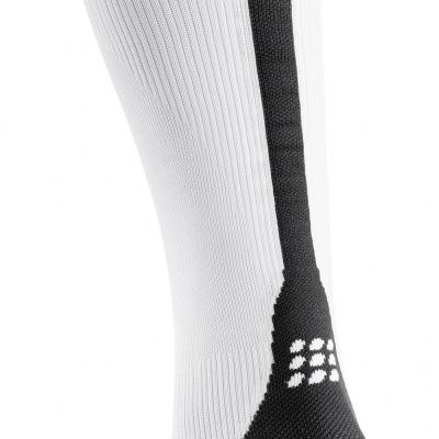 Detail von den CEP Run Socks 3.0 Herren in Farbe white/dark grey