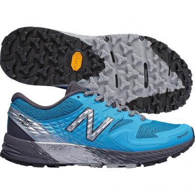 New Balance - Summit Q.O.M, Damen - blau/silber