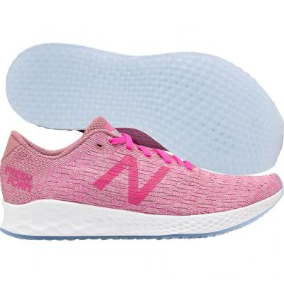 New Balance - Fresh Foam Zante Pursuit, Damen - rosa/weiß