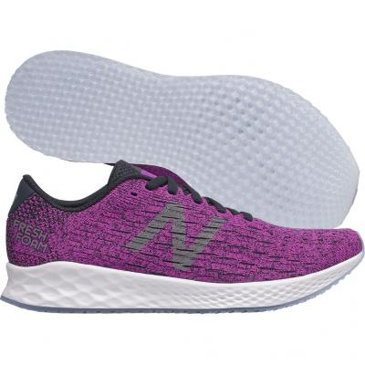 New Balance - Fresh Foam Zante Pursuit, Damen - lila/weiss