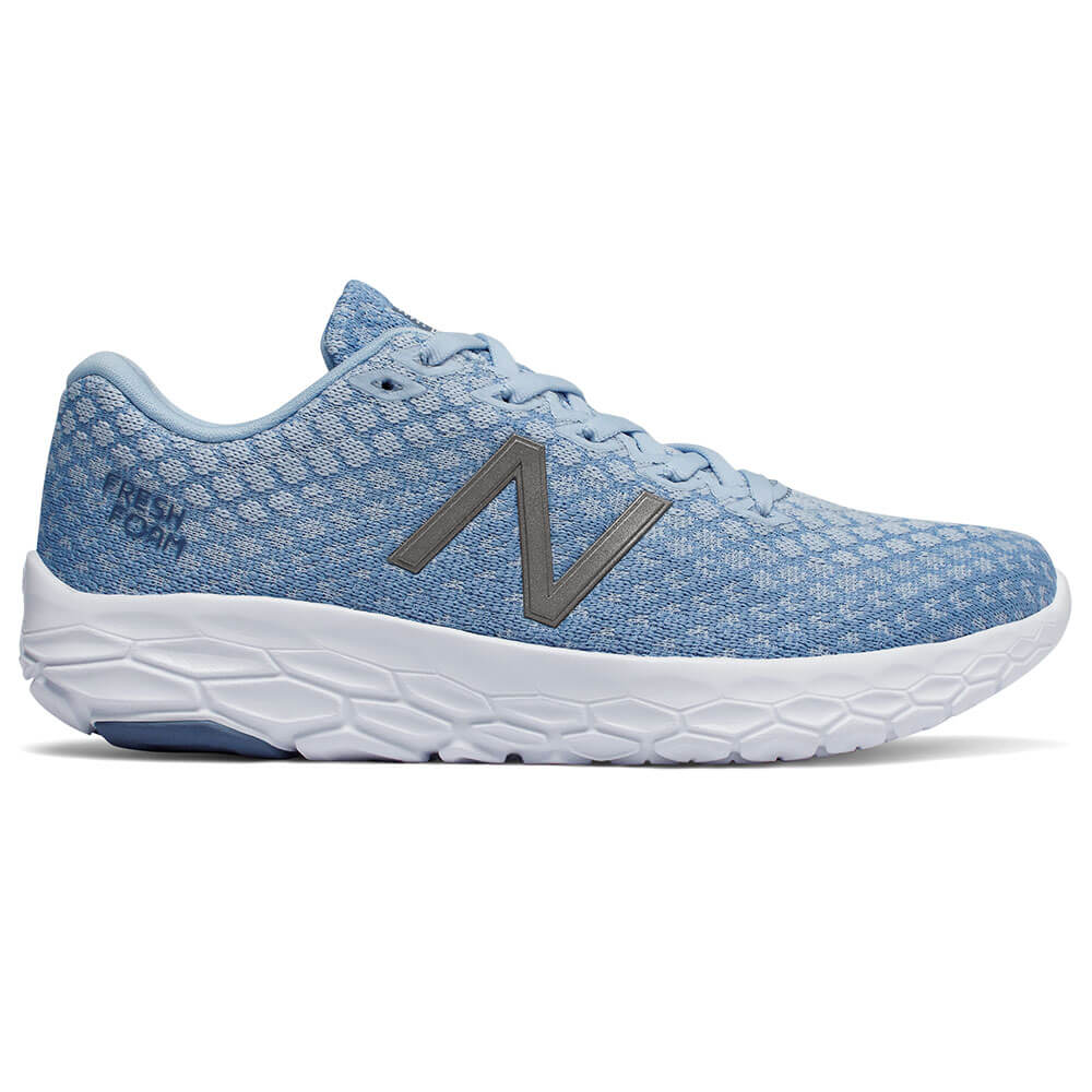 new balance fresh foam blau damen