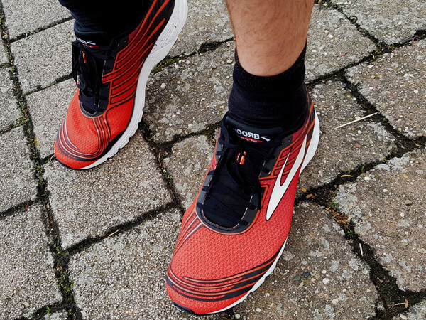 Im Test: Brooks Asteria